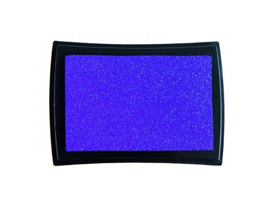 Polštářek razítkovací na textil-fialová