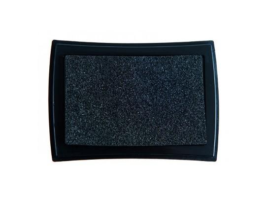 Polštářek razítkovací na textil-hnědá