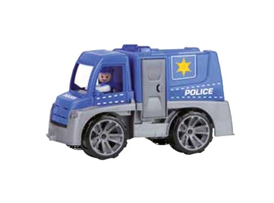 Auto dětské Truxx-policie