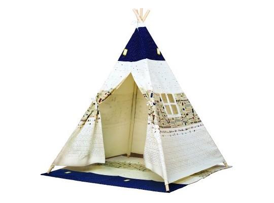 Dětský stan-teepee