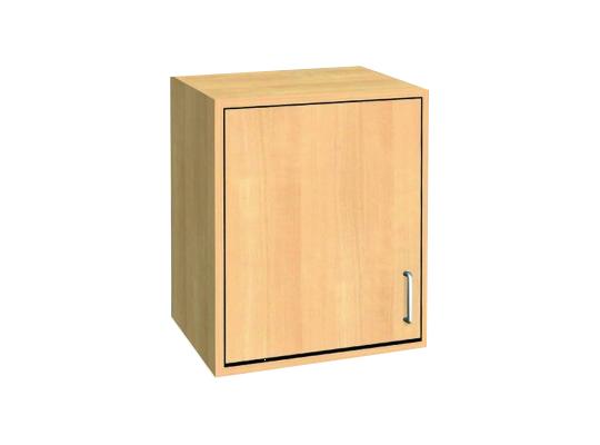 Skříň horní-50x60x42cm-dveře levé-police 1-dekor buk