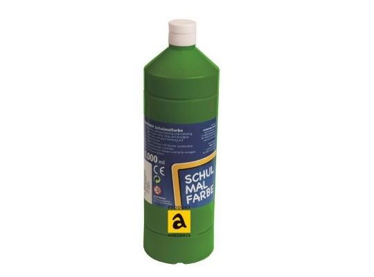 Temperová barva Aurednik 1000ml-tmavě zelená