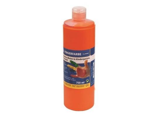 Barva prstová Aurednik 750ml-oranžová