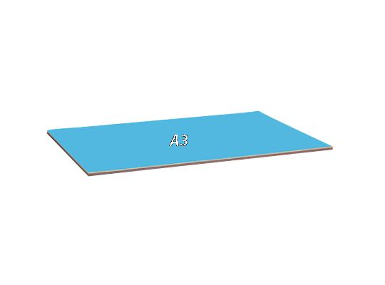 Papír barevný A3