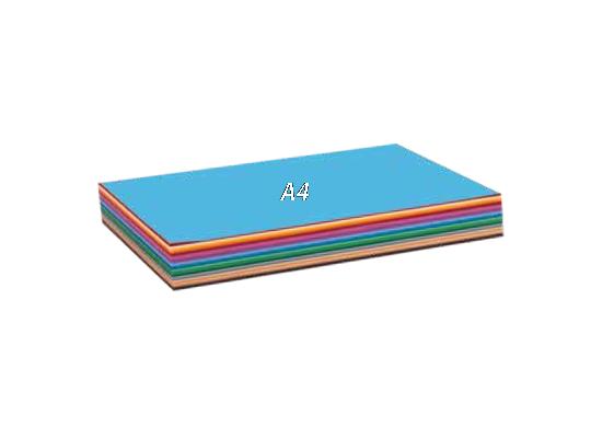 Papír barevný A4 (250)