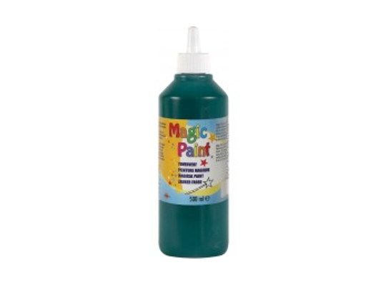 Barva Magic Paint 500ml-zelená