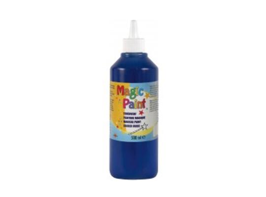 Barva Magic Paint 500ml-modrá