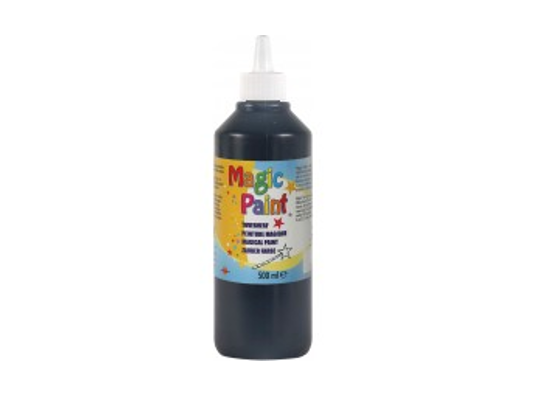 Barva Magic Paint 500ml-černá
