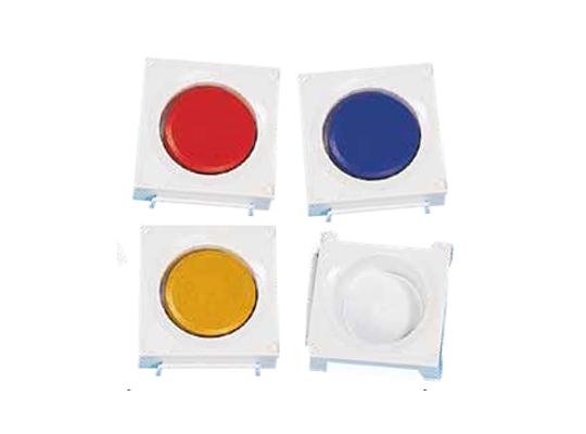 Nádobka na vodovou barvu v tabletách