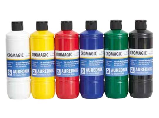 Barva Aurednik Cromagic-základní