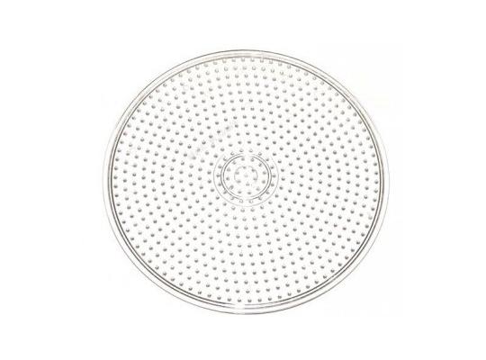 Destička zažehlovací midi-kruh transparentní