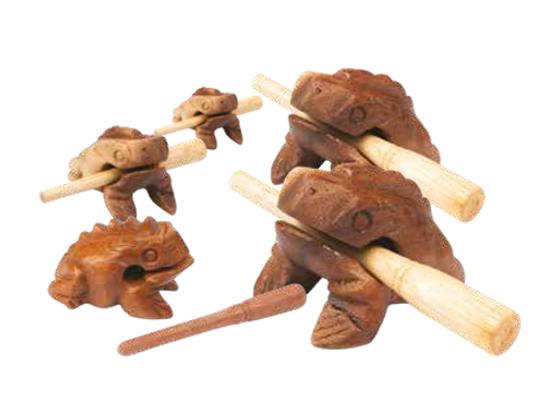 Žába hudební-14cm
