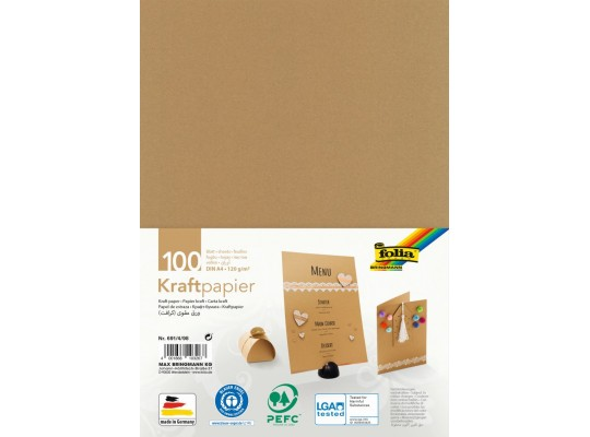 Papír kraftový-120g/m2