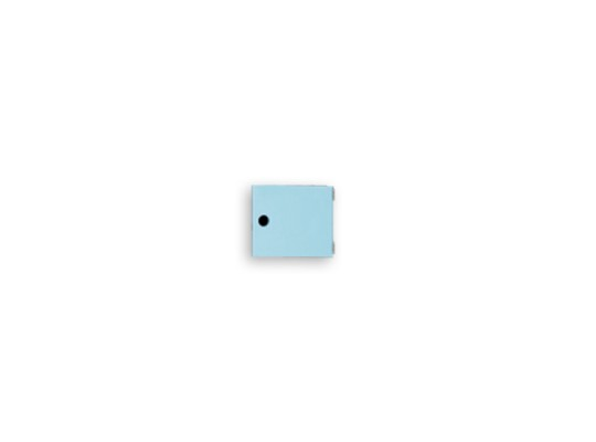Šatna-dveře malé  DP-30 pravé-dekor lamino