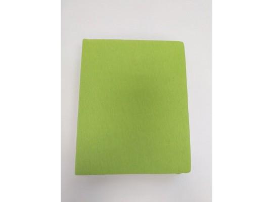Prostěradlo dětské-120x60cm-zelená