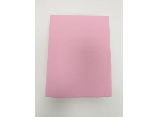 Prostěradlo dětské-120x60cm-růžová