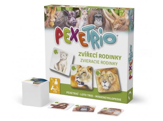 Pexetrio-Zvířecí rodinky