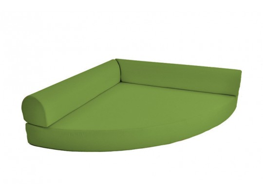Relaxační sedací kout Ramon-světle zelená