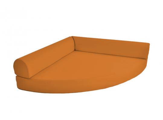 Relaxační sedací kout Ramon-světle oranžová