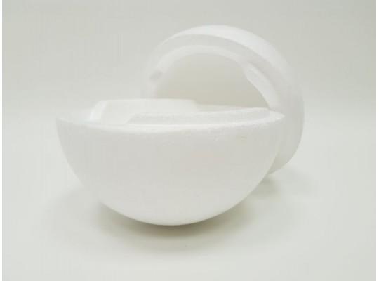 Koule polystyrenová-dvoudílná