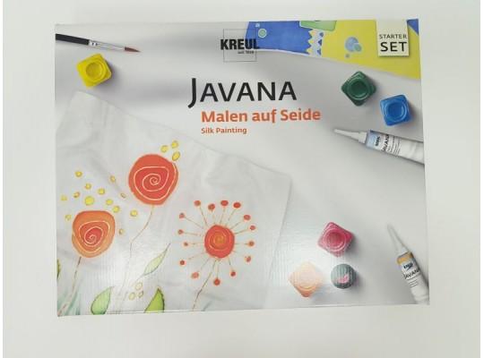 Barva na hedvábí-sada kreativní