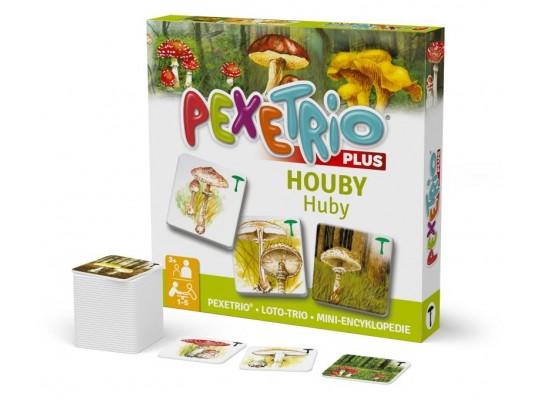 Pexetrio plus-Houby