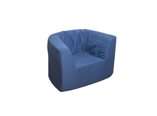 Křeslo Ramon-tmavě modrá