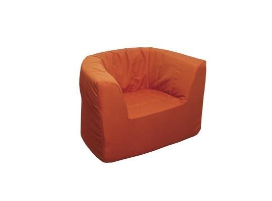 Křeslo Ramon-tmavě oranžová