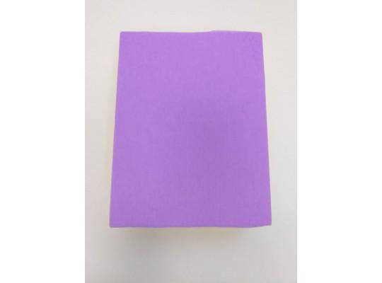 Prostěradlo dětské-120x60cm-fialová