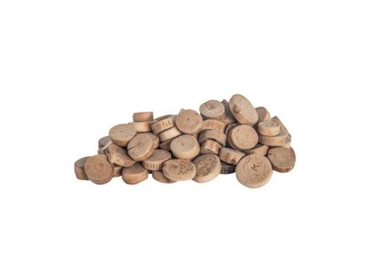 Dřevo naplavené-kolečko-malé-1kg