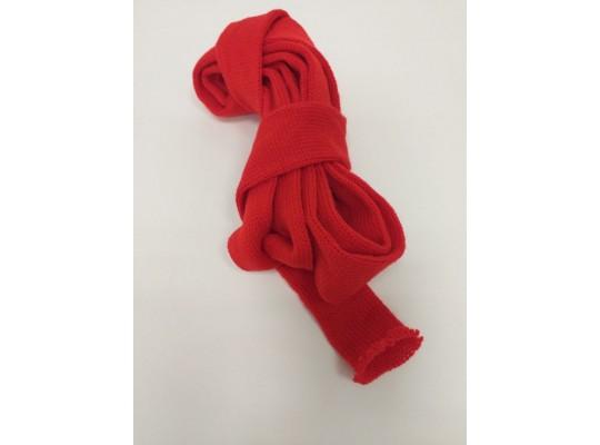 Tubus pletený-červený
