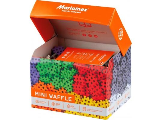 Stavebnice Marioinex-mini waffle-základní