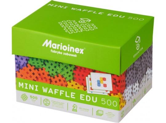 Stavebnice Marioinex-mini waffle-edu
