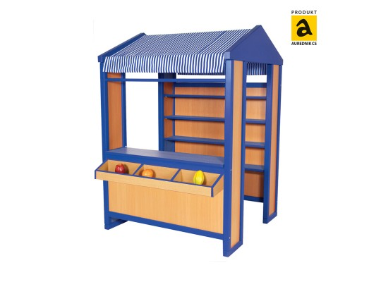 Obchod Aurednik-modrý