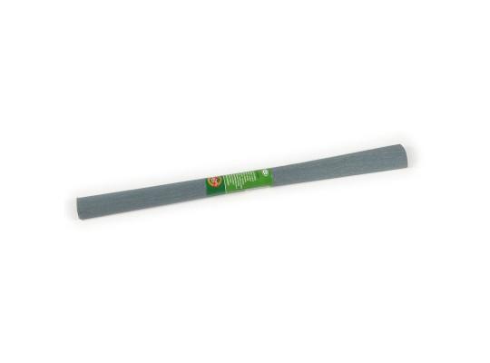 Papír krepový-200x50cm-šedý