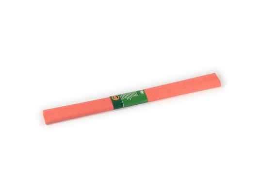 Papír krepový-200x50cm-lososový