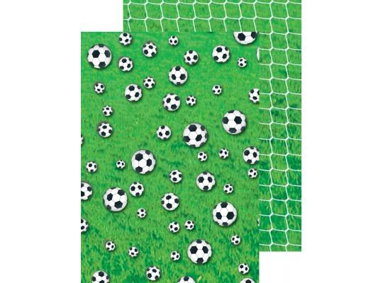 Fotokarton-50x70 cm-fotbal-300g/m2