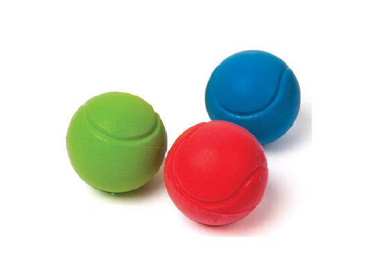 Soft tenis-míček (na povrchu vzduchové bubliny)