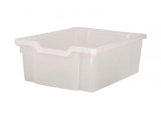 Box plastový 20 l-transparentní