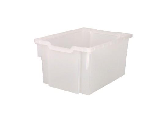 Box plastový 30 l-transparentní