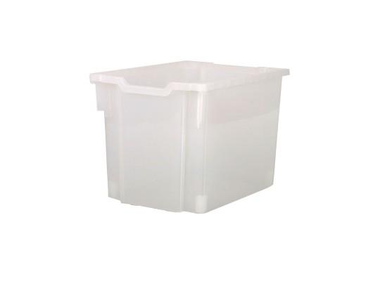 Box plastový 40 l-transparentní