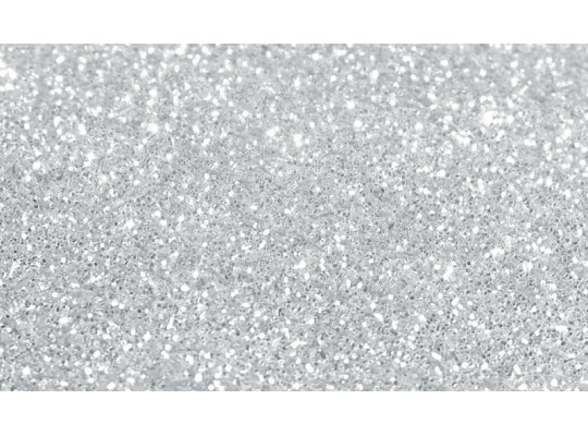 Glitry třpytivé-bílé