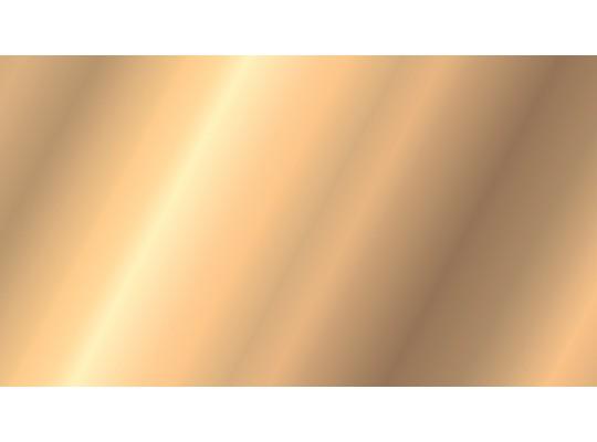 Plát voskový-17,5x8cm-zlatý-lesklý