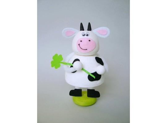 Sada kreativní vatová-kráva
