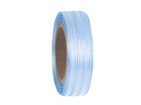 Stuha dekorační-monofilová-modrá