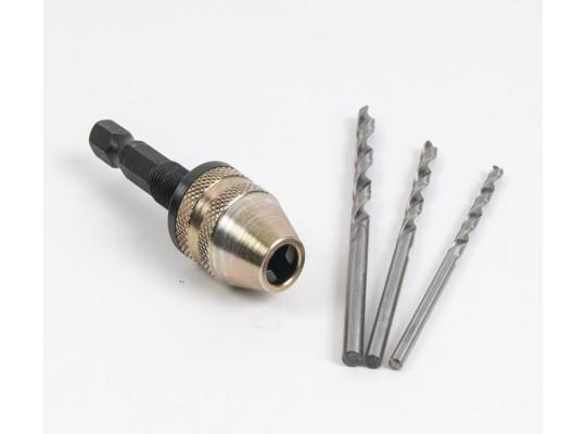 Vrták-kov/dřevo-2,5mm