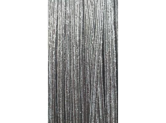 Guma-pruženka-plochá-stříbrná-3mm