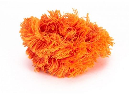 Žinylka-drát/příze-oranžová