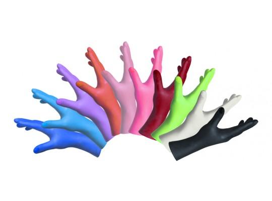 Rukavice jednorázové-latex-XL-nepudrované