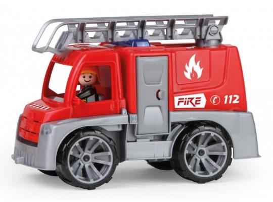 Auto dětské-Truxx-hasiči s příslušenstvím